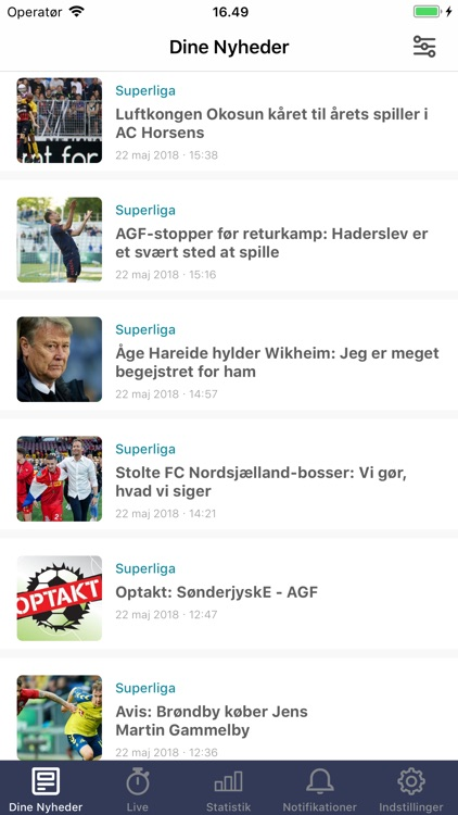 Tipsbladet screenshot-0