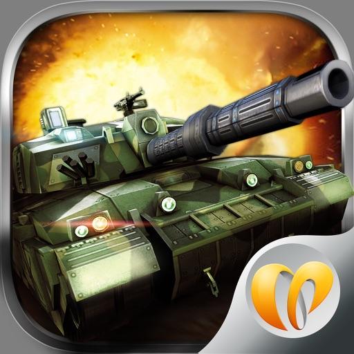 Iron Storm - 3D-танковая битва