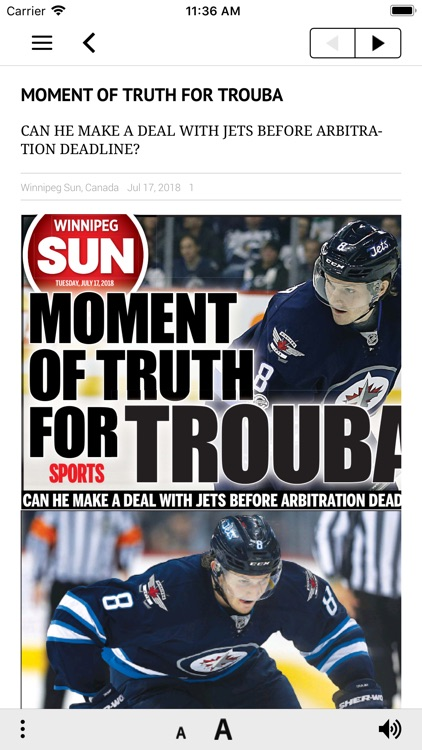 Winnipeg Sun ePaper screenshot-4