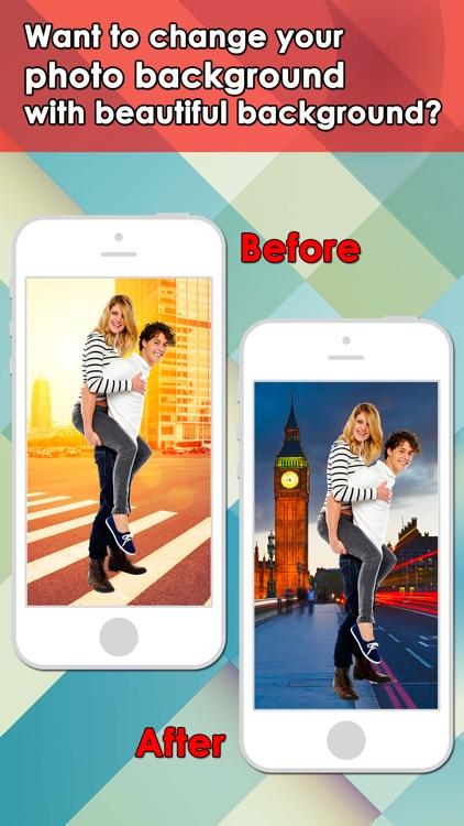 Photo Background Changer Pro
