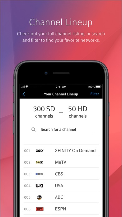 Xfinity My Account app image
