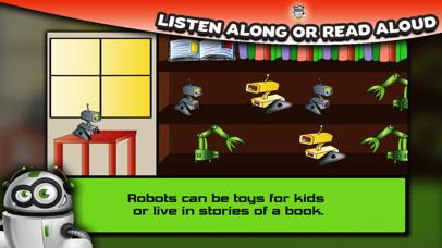 STEM Storiez - Robot Play EDU screenshot 4