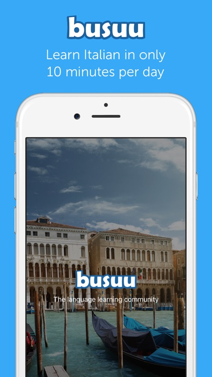 busuu – Learn Italian with Vocabulary & Grammar