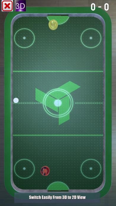 Real 3D Air Hockey Pro screenshot 2