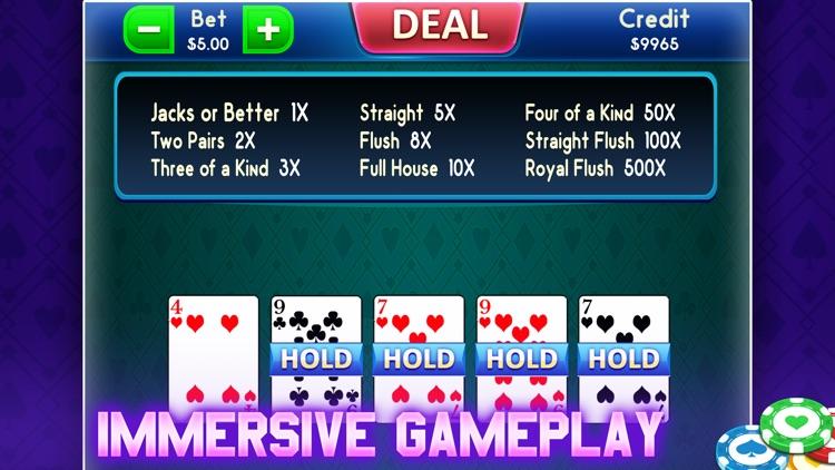 Video Poker: Fun Casino Game