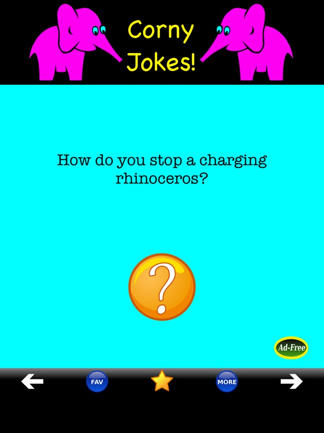Best Corny Jokes! Silly LOL! on the App Store