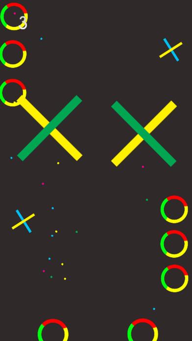 Color Crossy screenshot three