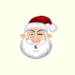 Santa Claus Sticker For iMessage