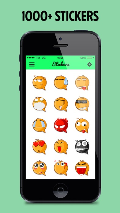download Stickers for WhatsApp! apps 2