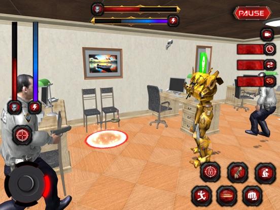 Bank Robbery:Robo Secret Agent-ipad-1