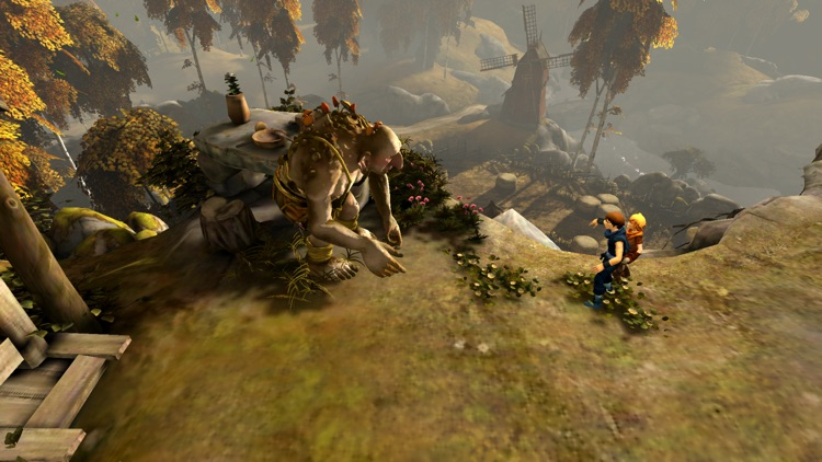 Brothers: A Tale of Two Sons screenshot-3
