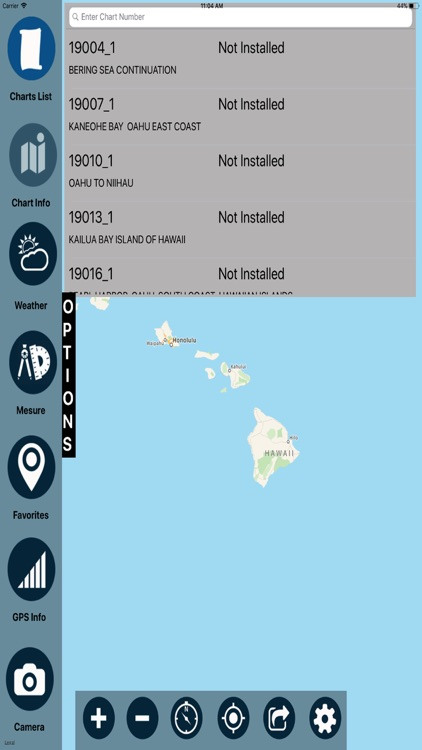 Hawaii Marine Charts RNC screenshot-1