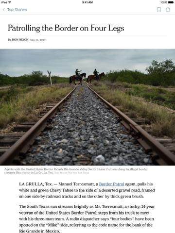 The New York Times screenshot 3