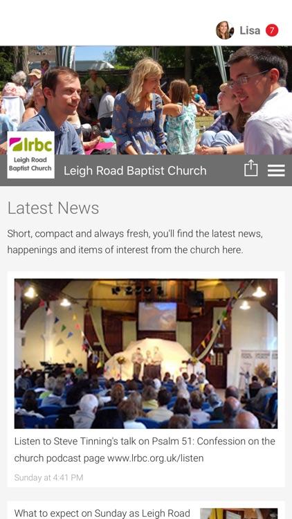 Leigh Road Baptist Church