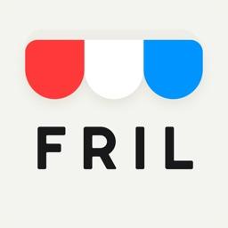 フリル(FRIL) - 満足度No.1 のフリマアプリ