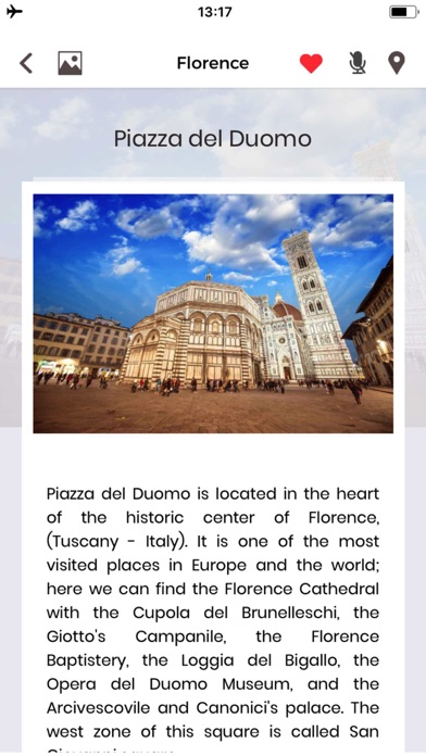Florence Travel Guide Offline review screenshots
