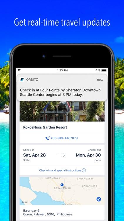 Orbitz Flight, Hotel, Packages screenshot-5