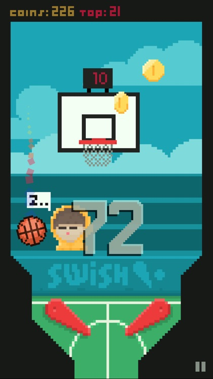 Swish Ball! screenshot-3