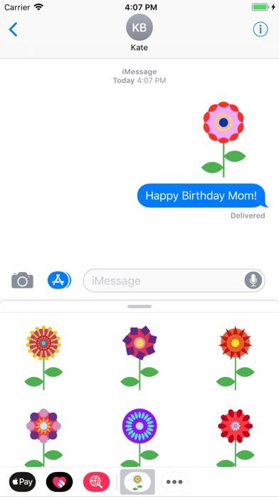 Flower Power - Joyful Flowers screenshot #3