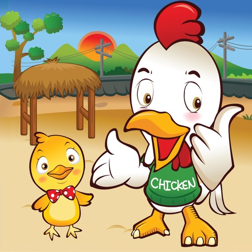 DressUp Pet Chicken