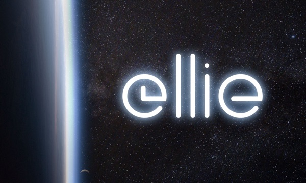 Ellie - A Beautiful TV Clock