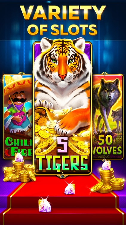Infinity Slots: Vegas Slot Machines & Casino Games screenshot-3