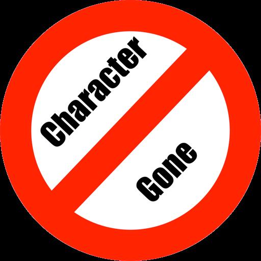 CharacterGone