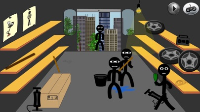 Fight Stickman screenshot two