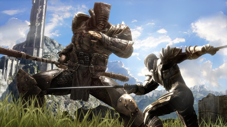 Infinity Blade II screenshot-0