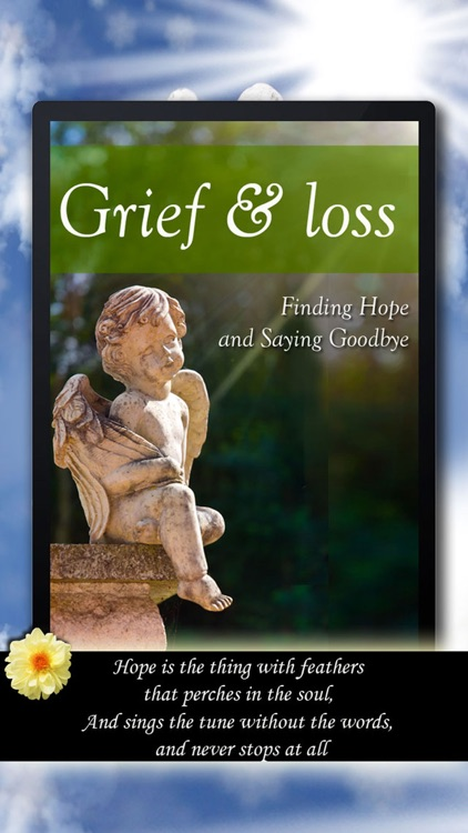 Grief & Loss - Quotes screenshot-0