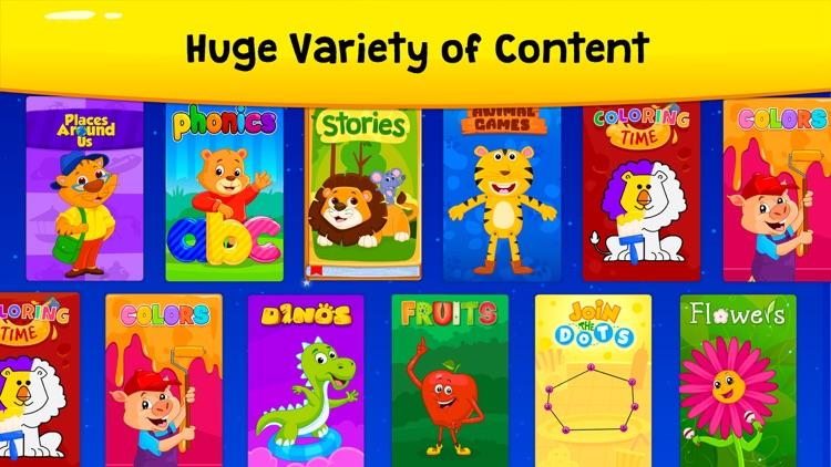 Kindergarten Games & Songs screenshot-6