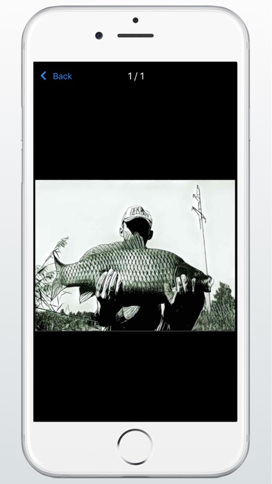 Screenshot for Carp Fishing Diary in Belgium App Store