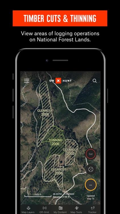 onX Hunt: #1 GPS Hunting Map screenshot-9