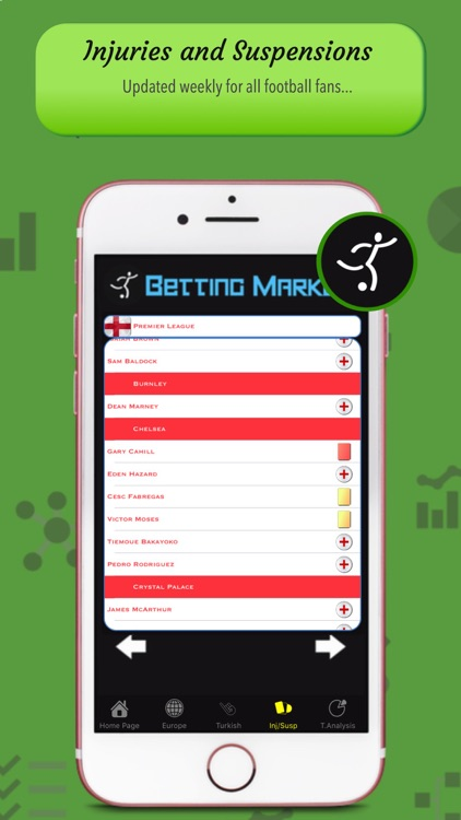 Betting Market Sports Analysis screenshot-3