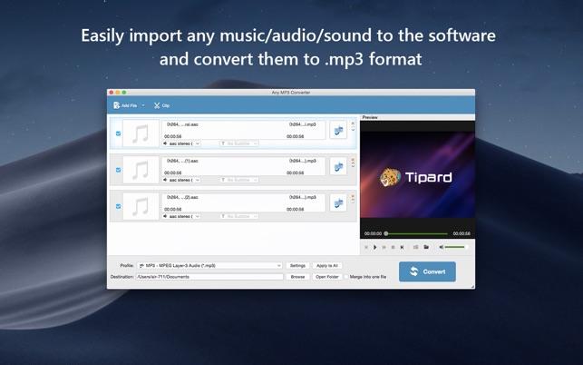 Any MP3 Converter
