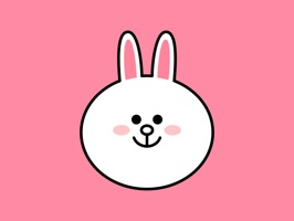 Meet cheerful and lovely CONY in emoji