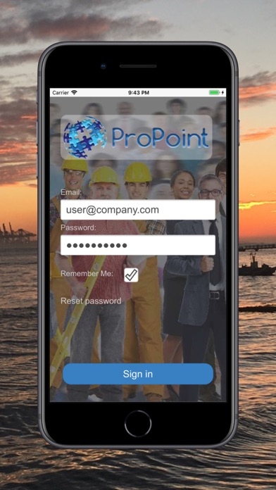 ProPoint Software screenshot one