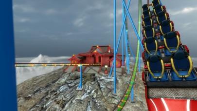 Roller Coaster Himalayas VR screenshot 2