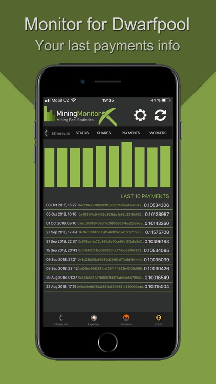 Monitor for Dwarfpool screenshot-3