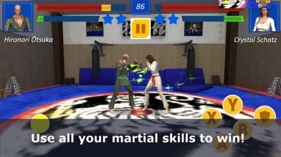 Shotokan Karate Ninja Fighting Screenshot on iOS