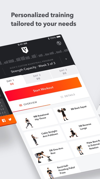 Volt: Workouts for Your Sport screenshot-3
