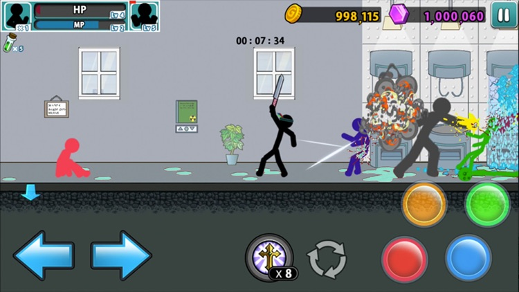 Anger of Stick 5 screenshot-2