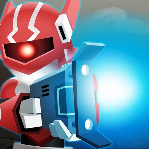 RoboRivals - Plasma Duel