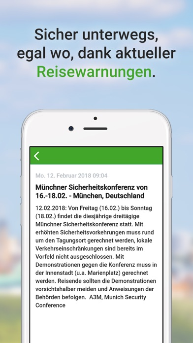 FIRST® Mobile TravellerScreenshot von 5