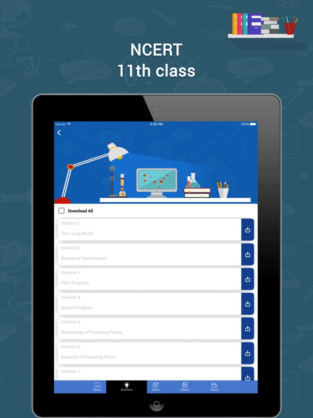 NCERT 11th Class Books on the App Store