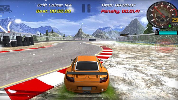 Drift Racing Car X screenshot-4