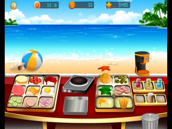iPad Image of Master Cooking Mania