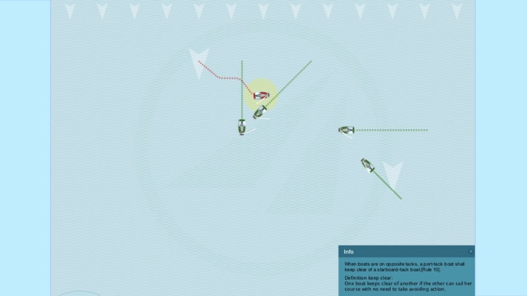 Rules of Sailing Tips