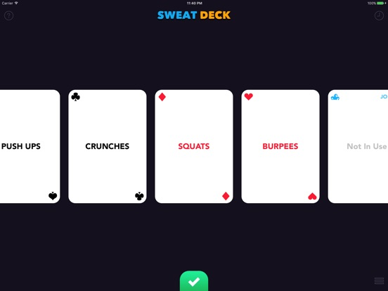 Sweat Deck Screenshot