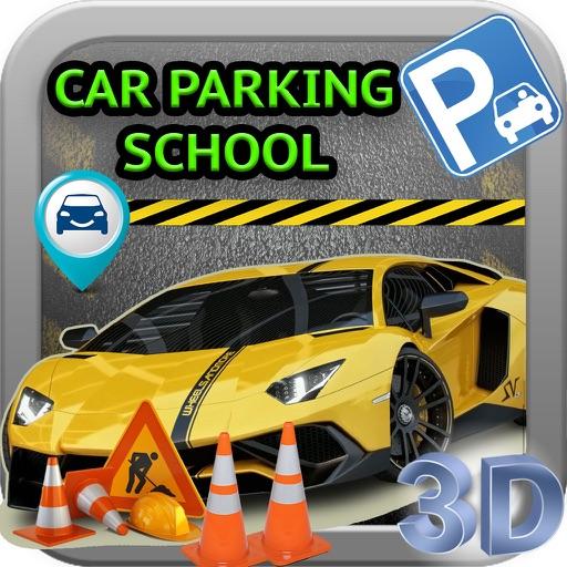Car Parking School HD